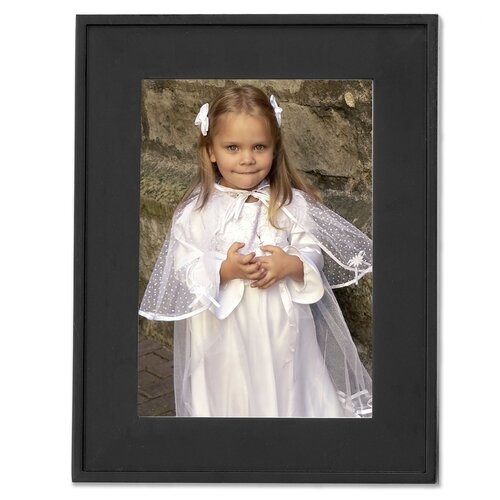 Lawrence Frames Hanging / Table Top Flat Wood Picture Frame