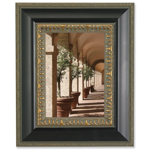 Lawrence Frames Composite Carved Inner Edge Picture Frame