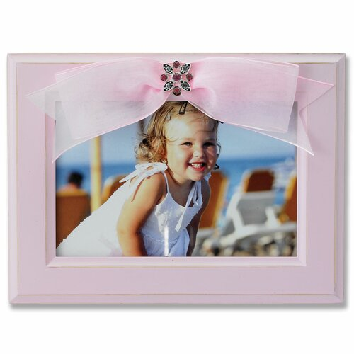 Lawrence Frames Baby Ribbon Picture Frame