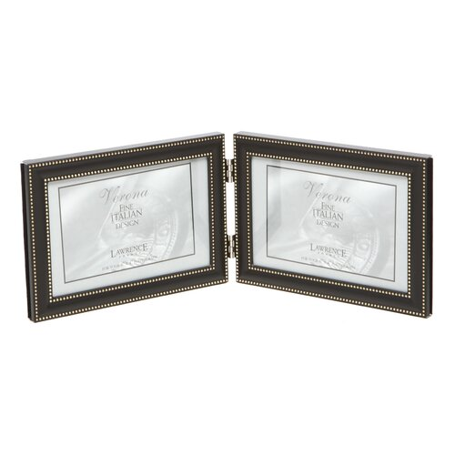 Hinged Double Horizontal Picture Frame