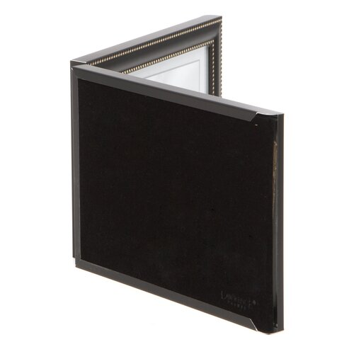 Lawrence Frames Hinged Double Horizontal Picture Frame