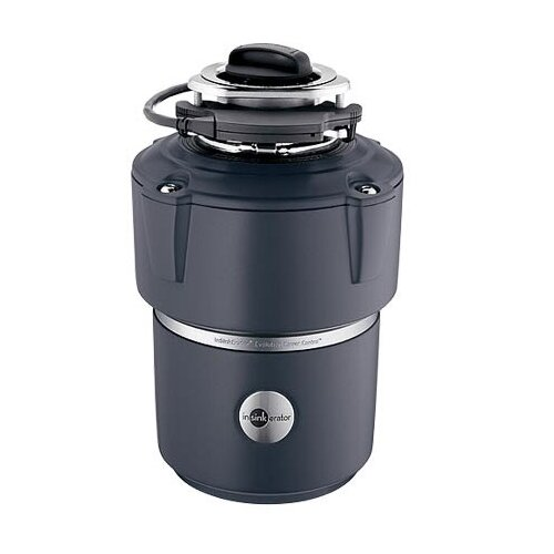 InSinkErator Evolution Series 7/8 HP Garbage Disposal with Pro Cover Control Plus