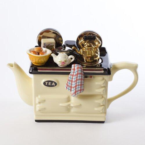 AGA Breakfast Teapot