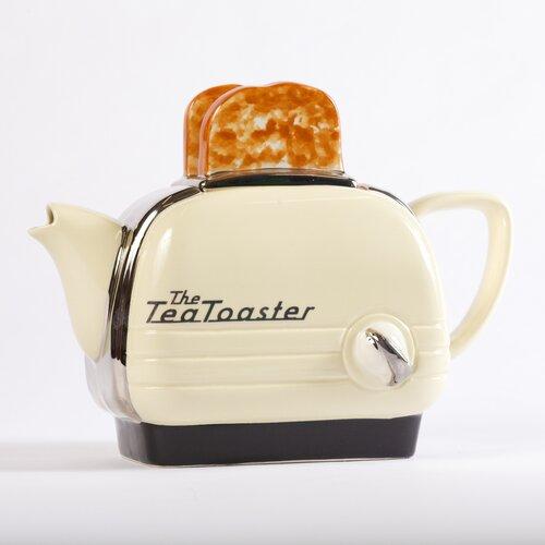 Large Toaster Teapot