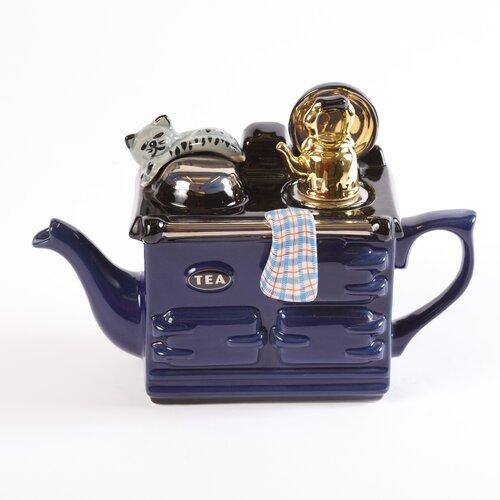 One Cup AGA Teapot