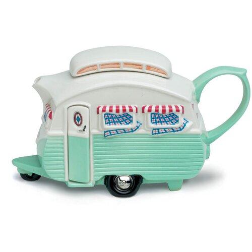 1-qt. Touring Caravan Teapot