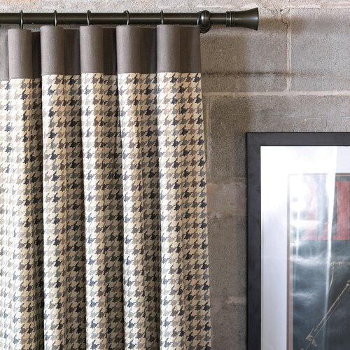 Niche Norris Cotton Grommet Curtain Single Panel