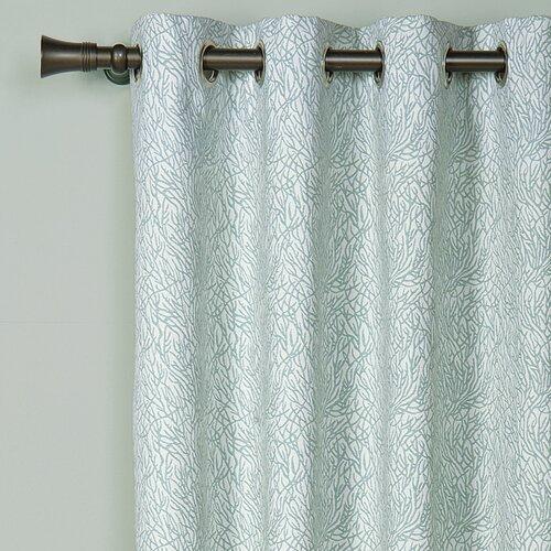 Niche Shoreline Grommet Curtain Single Panel