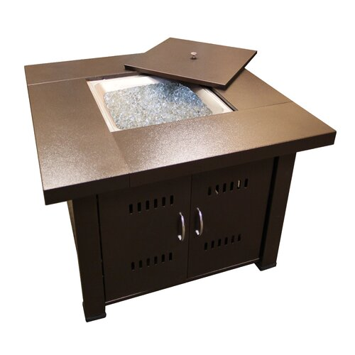 Az Patio Heaters Hiland Gas Fire Pit Amp Reviews Wayfair