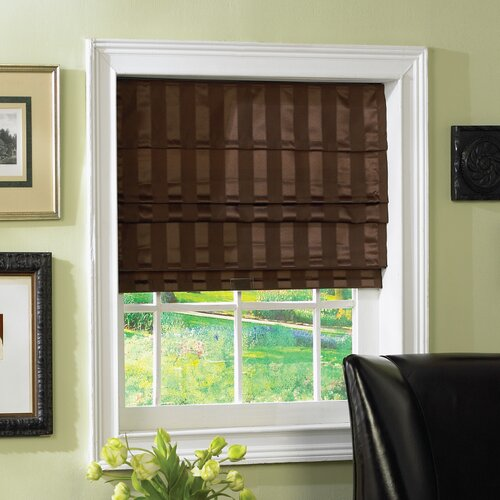 Cordless Fabric Roman Blind