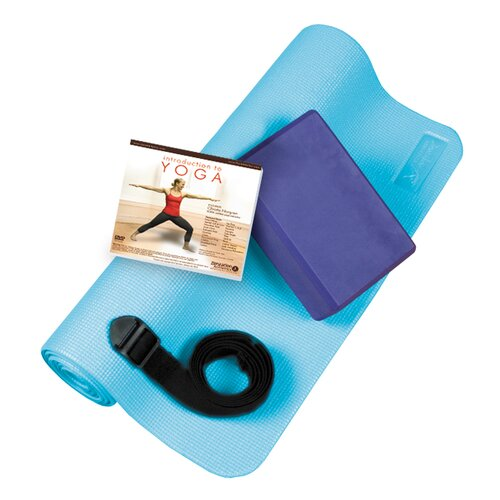 Zenzation Athletics Deluxe Yoga Kit