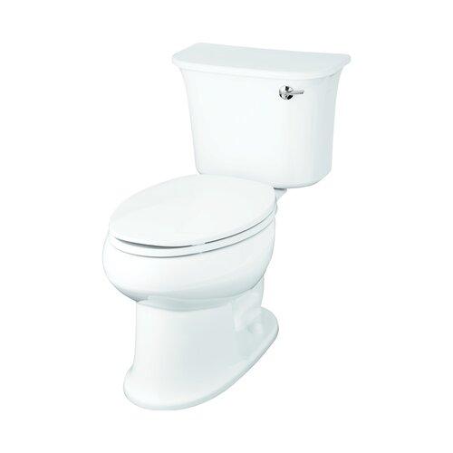 Stinson 1.28 GPF Elongated 2 Piece Toilet