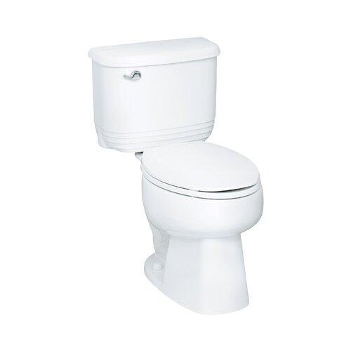 Riverton 1.6 GPF Elongated 2 Piece Toilet