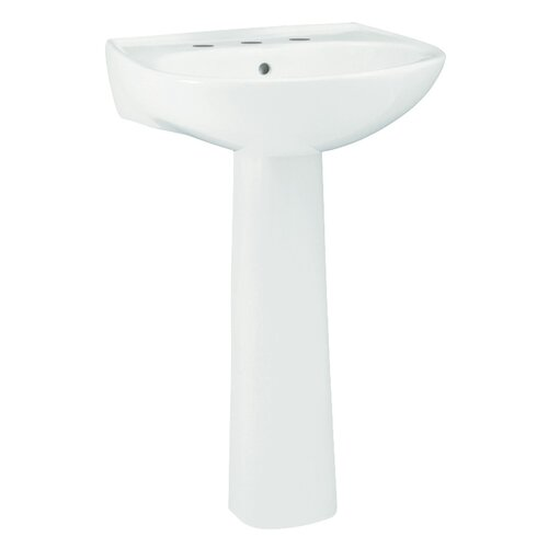 Sterling by Kohler Sacramento Pedestal Sink