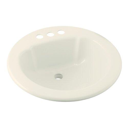"""Sterling by Kohler Vikrell 4"""" Centerset Round Sink"""