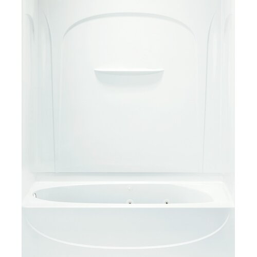 """Sterling by Kohler Acclaim 30"""" Whirlpool Tub and Walls"""