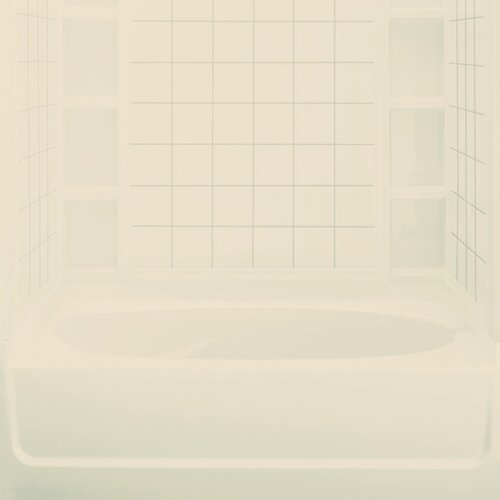"Sterling by Kohler Ensemble 60"" x 36"" Bathtub"