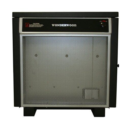 United States Stove Company Wonderwood Burning Circulator Stove