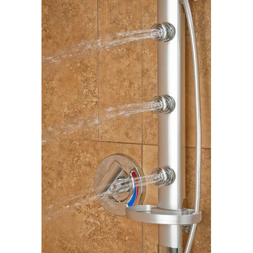 Pulse Showerspas Bonzai Shower System
