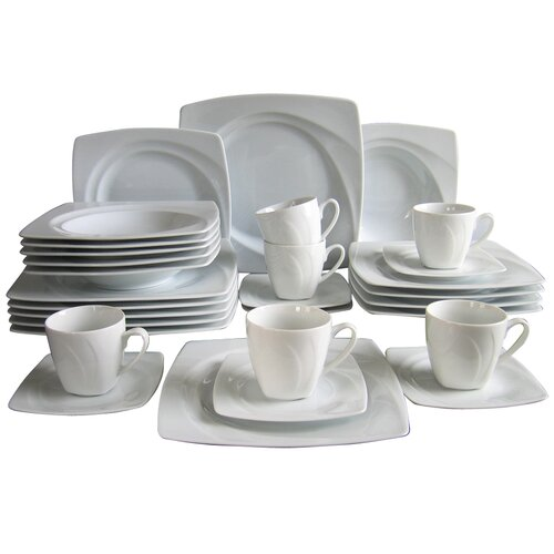 Creatable Celebration 30 Piece Dinner Set