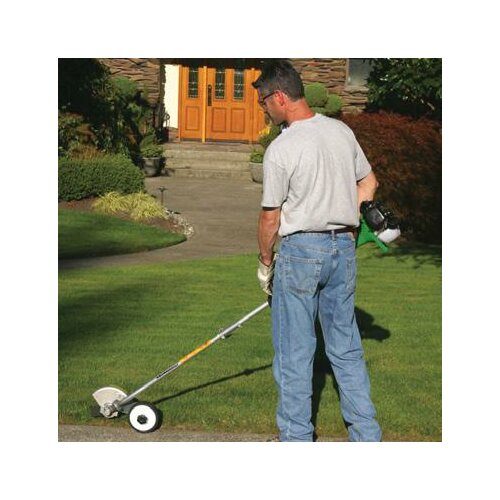 Hitachi Portable Edger Attachment