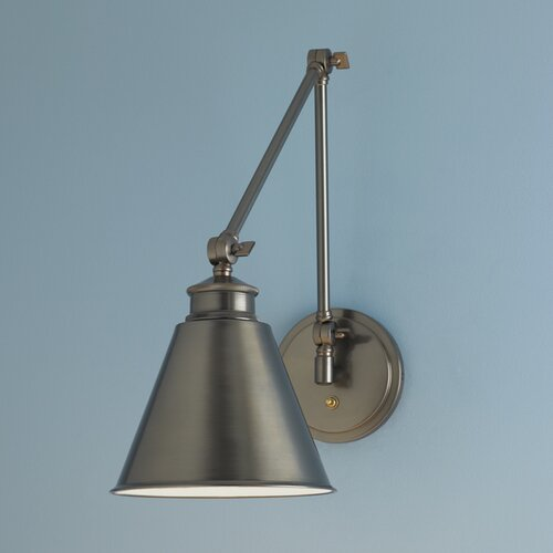 Wall Sconce Swing Arm Light : Hubbardton Forge Wall Sconces Wayfair