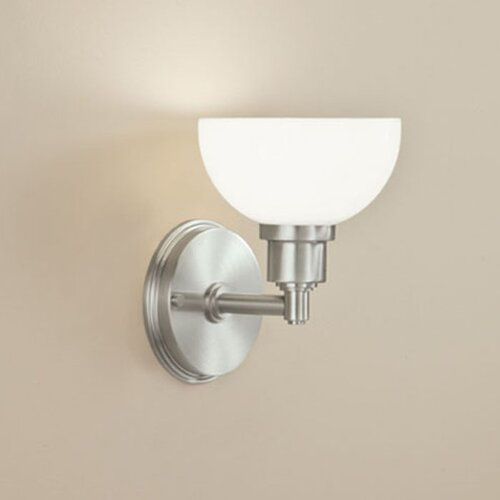 Norwell Lighting Whitman 1 Light Wall Sconce