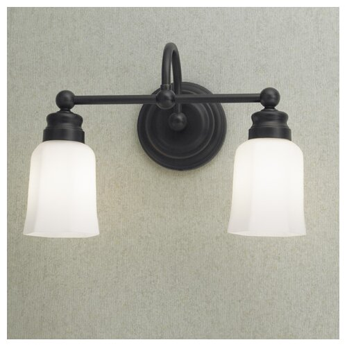 Norwell Lighting Emily 2 Light Bath Vanity Light