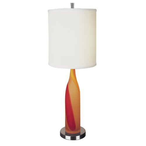 Trend Lighting Corp. Sherbert 1 Light Table Lamp