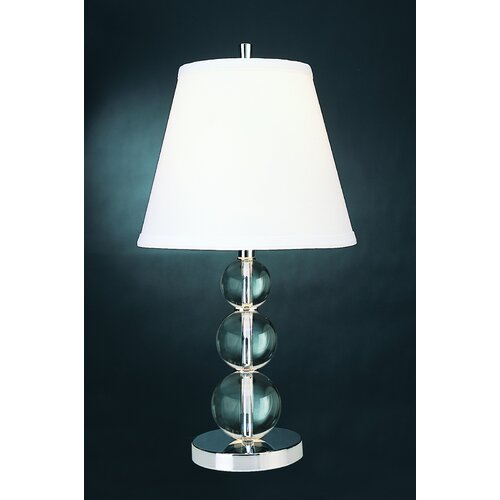 Trend Lighting Corp. Palla 1 Light Accent Table Lamp