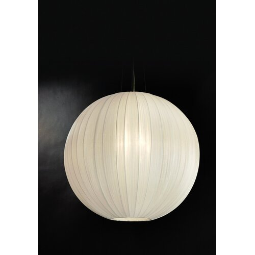 Trend Lighting Corp. Shanghai 1 Light Round Globe Pendant