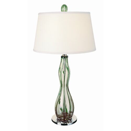 Trend Lighting Corp. Venetian 1 Light Table Lamp