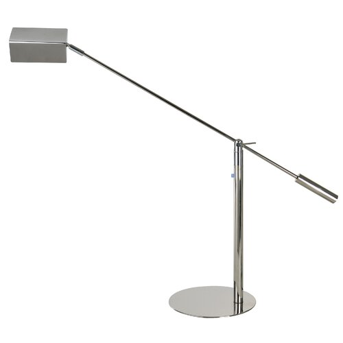 Trend Lighting Corp. Slim Task Table Lamp with Tent Shade