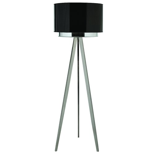 Trend Lighting Corp. Paparazzi 3 Light Floor Lamp
