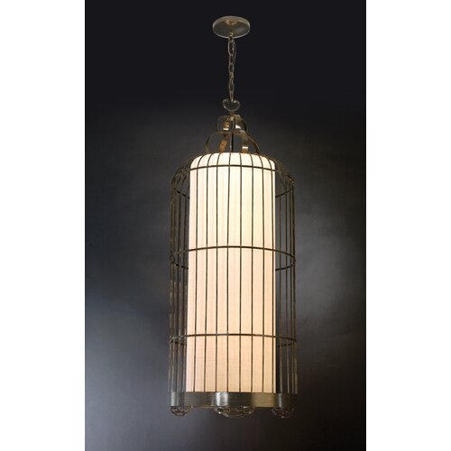 Trend Lighting Corp. Nightingale 2 Light Large Foyer Pendant