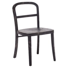 Fillmore Side Chair in Black