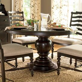 Radley Dining Table in Tobacco