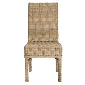Camargo Wicker Side Chair