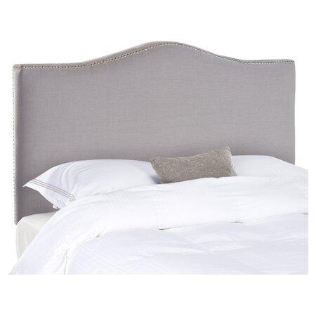 Jeneve Upholstered Headboard in Arctic Grey