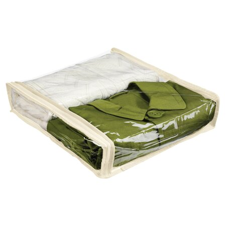 Clear Storage Bag (Set of 2)