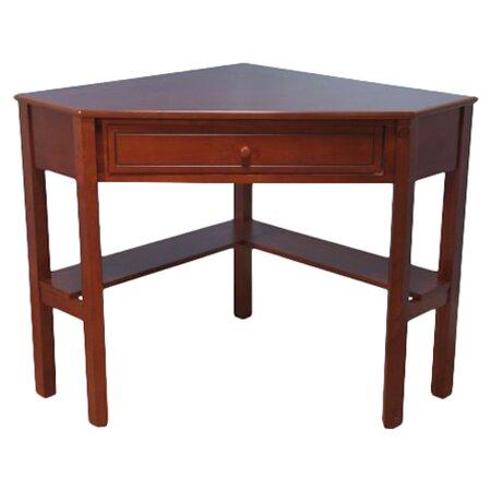 Benson Corner Desk in Cherry
