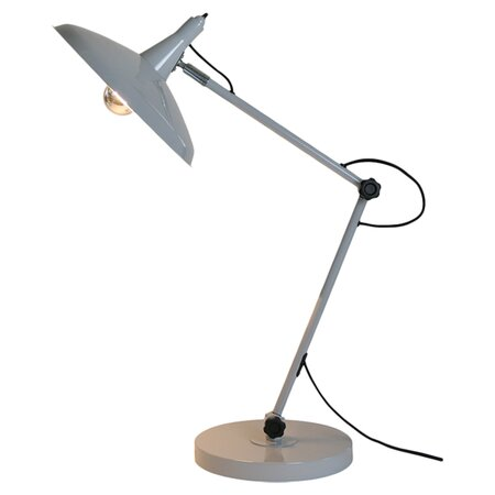 Hades Table Lamp in Grey
