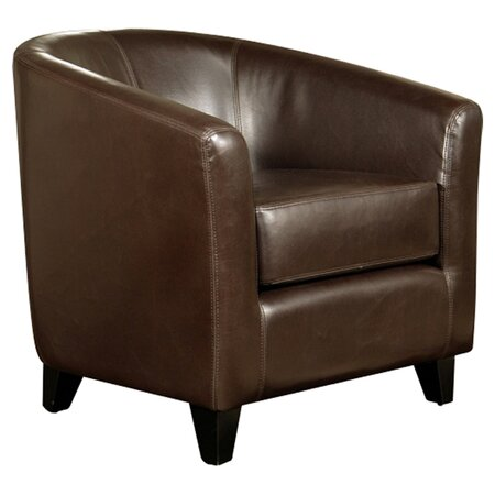 Montecito Arm Chair in Brown