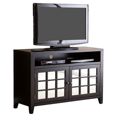 """Raphael 43"""" TV Stand in Black"""
