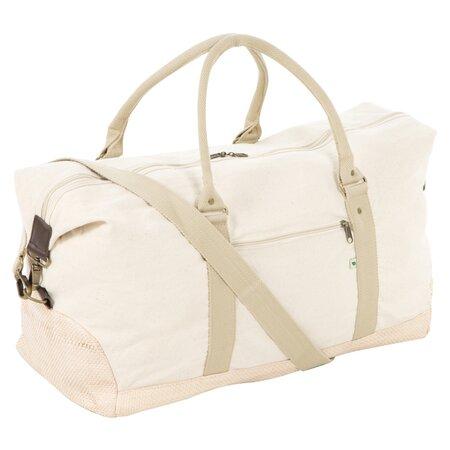 """Vineyard 21"""" Duffel Bag in Natural"""