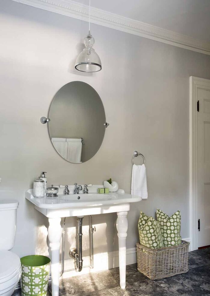 Traditional Bathroom photo by North Fork Design Co