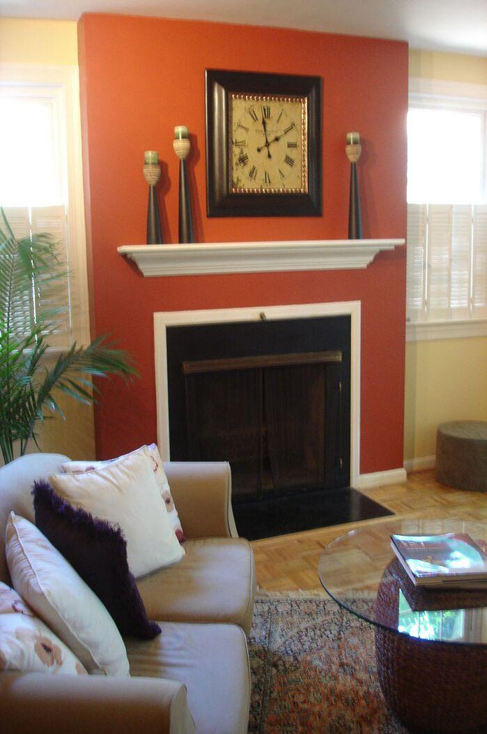 Contemporary Living Room photo by Custom Home Interior Creations, LLC