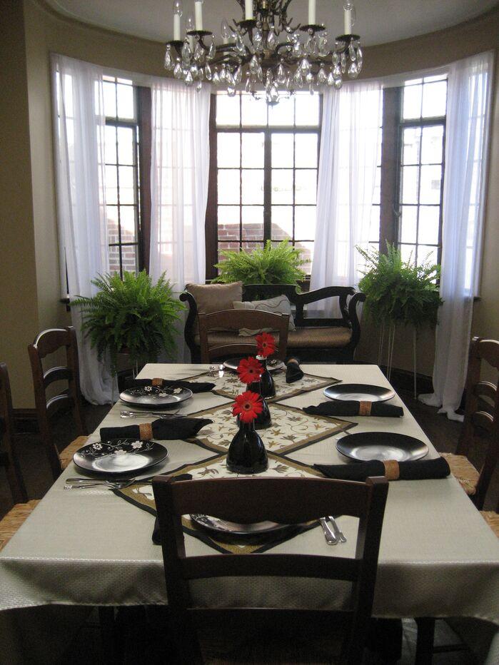 Vintage Dining Room photo by Custom Home Interior Creations, LLC