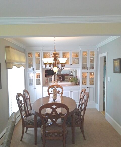 Traditional Dining Room photo by Inviting Interiors