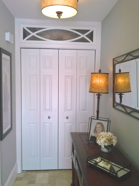 Traditional Entryway and Hallway photo by Inviting Interiors
